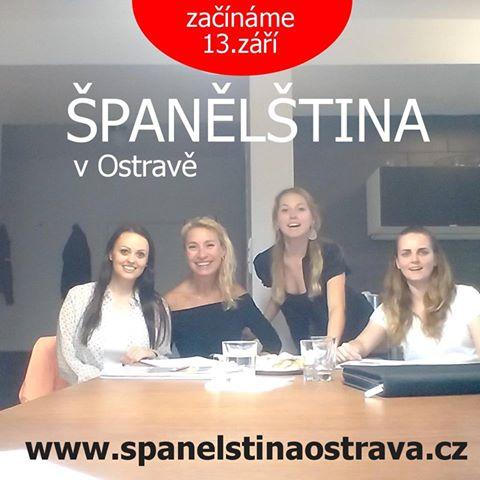 Kurzy španělštiny Ostrava-Výškovice